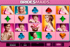 Bridesmaids Video Slot